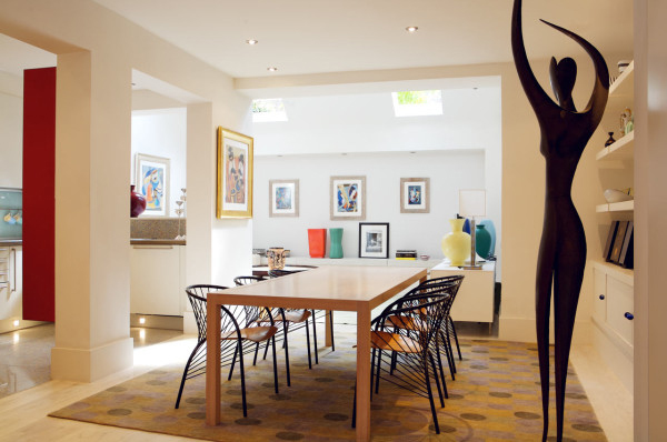 Ruston Mews Interior