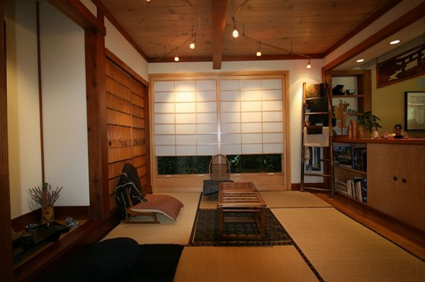 japanese living room decoration