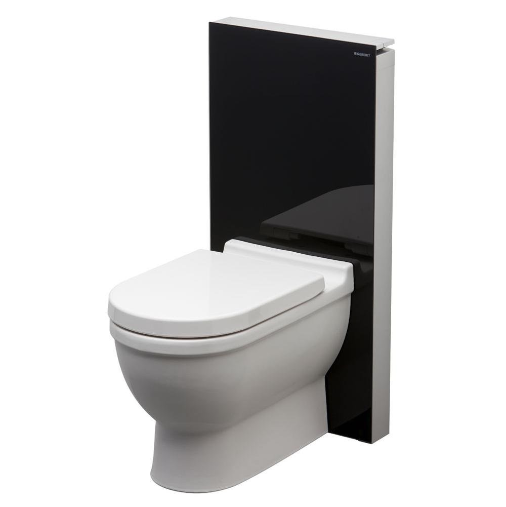 Geberit Monolith Floor-Mount Toilet 131.144.SG.1