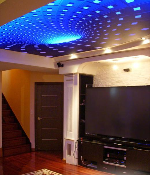 seamless ceilings