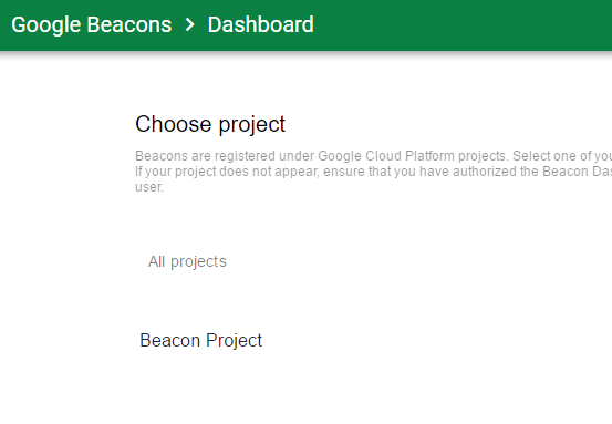 beaconproject